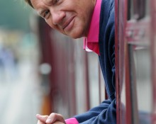 Michael Portillo Rides Mr Henderson's Railway