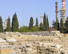 The Roman Ruins of Carteia
