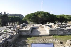the roman ruins of carteia