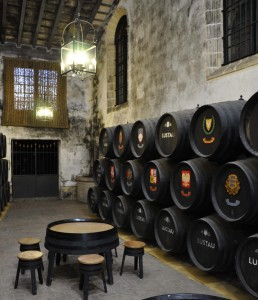 sherry in Jerez