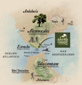 El Estrecho Natural Park