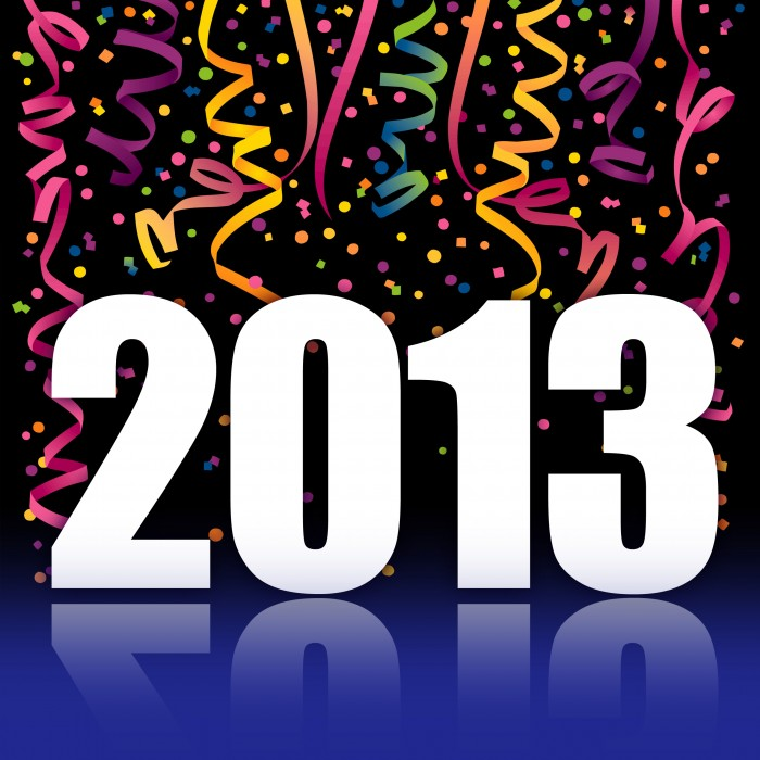 a farewell to 2012